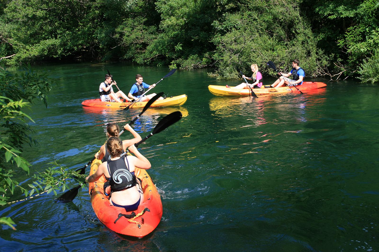 Kayaking And Snorkeling Tour 187 Adcenture Omis